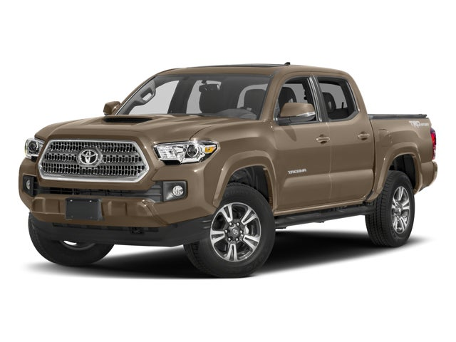 2017 Toyota Tacoma Trd Sport Toyota Dealer Serving Chesapeake Va New And Used Toyota