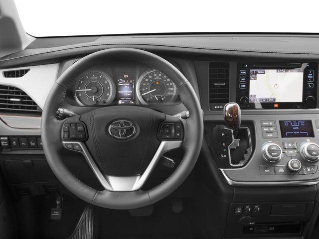 2017 Toyota Sienna Xle Premium Toyota Dealer Serving Chesapeake Va New And Used Toyota