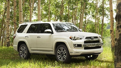4 Runner >> 2018 Toyota 4runner In Chesapeak Va Toyota Truck Dealer