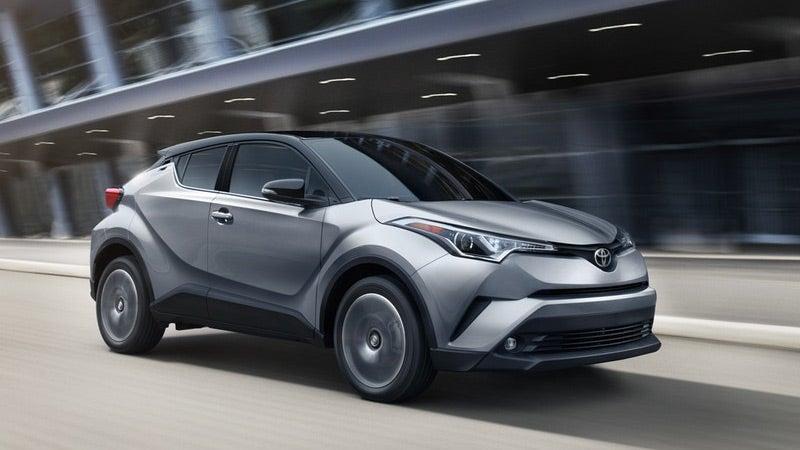 2019 Toyota C Hr