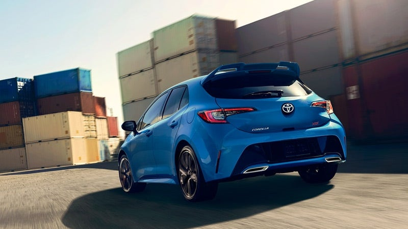 2019 Toyota Corolla Hatchback In Chesapeake Va Priority Toyota