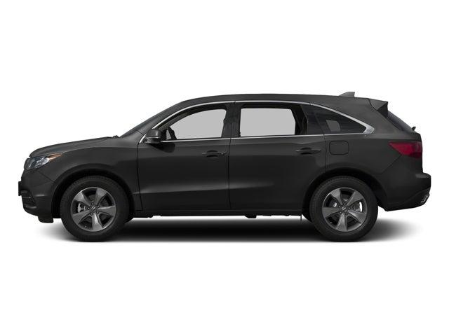 2016 Acura Mdx 3 5l Suv In Chesapeake Va Priority Toyota
