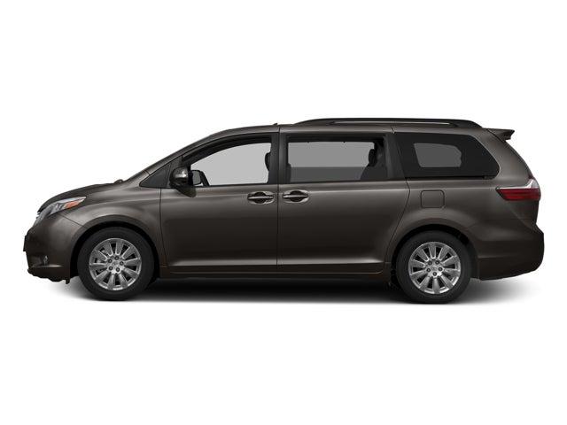 2016 Toyota Sienna Xle In Chesapeake Va Priority