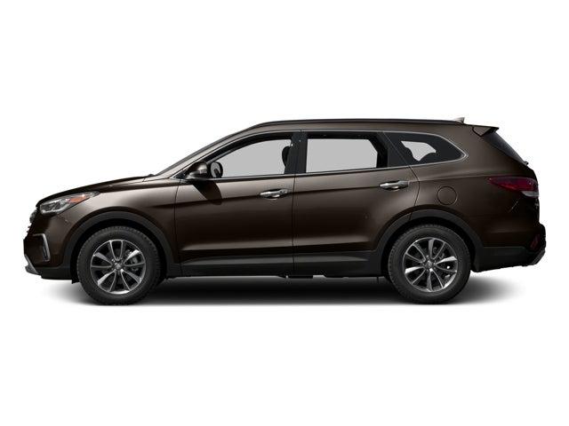 2017 Hyundai Santa Fe Se Chesapeake Va Area Toyota