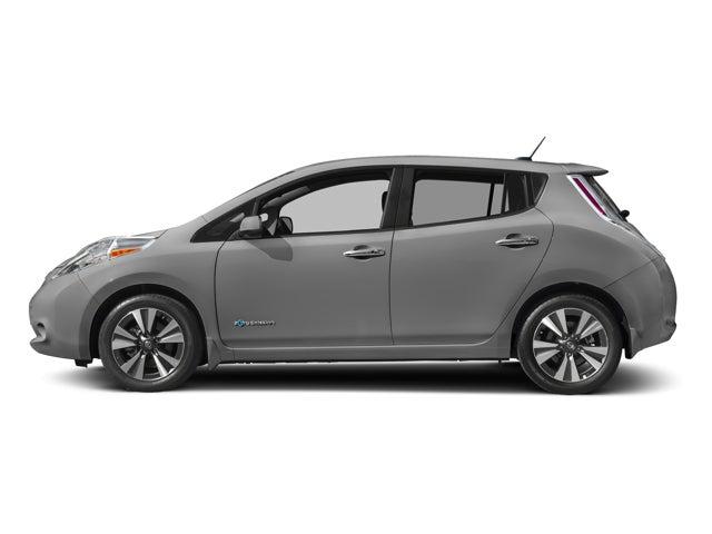 2017 Nissan Leaf Sl Hatchback In Chesapeake Va Priority Toyota