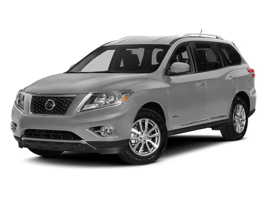 2017 Nissan Pathfinder Hybrid Platinum In Chesapeake Va Priority Toyota