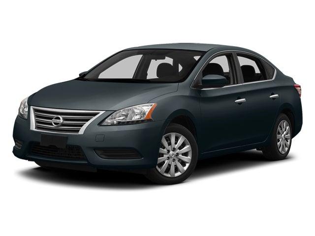 2014 Nissan Sentra Base in Chesapeake, VA - Priority Toyota Chesapeake