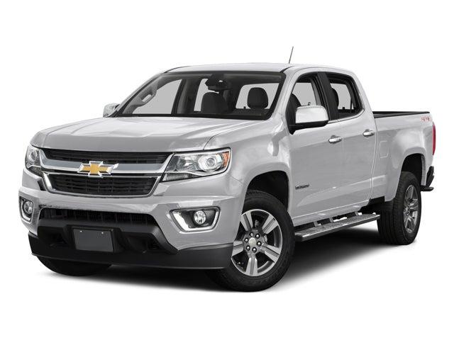 2016 Chevrolet Colorado Lt In Chesapeake Va Priority Toyota