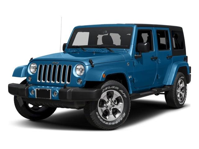2016 Jeep Wrangler Unlimited Sahara In Chesapeake Va Priority Toyota