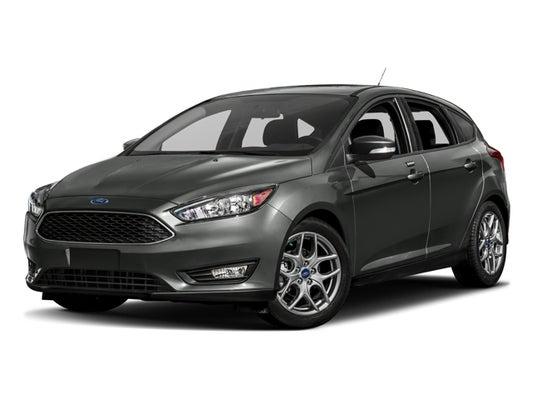 2017 Ford Focus Sel In Chesapeake Va Priority Toyota