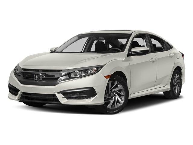 2017 Honda Civic EX Sedan In Chesapeake, VA   Priority Toyota Chesapeake