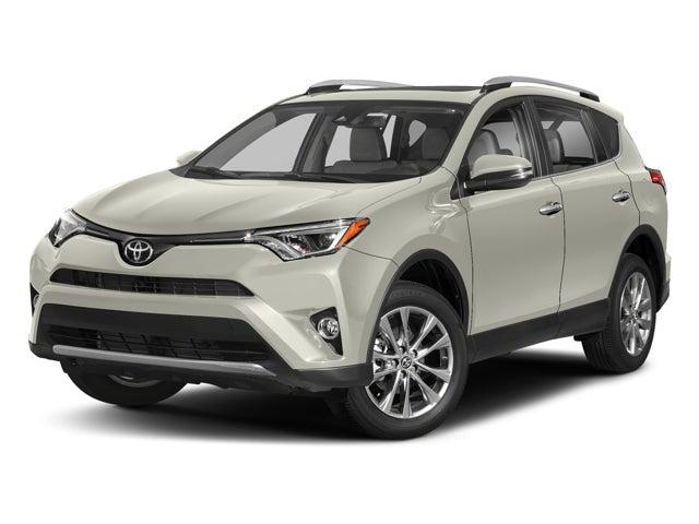 2018 Toyota Rav4 Limited Toyota Dealer Serving