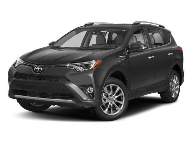 2018 Toyota RAV4 Limited In Chesapeake, VA   Priority Toyota Chesapeake