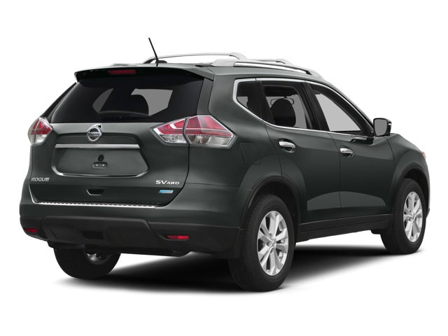 2015 Nissan Rogue Sl Suv Chesapeake Va Area Toyota