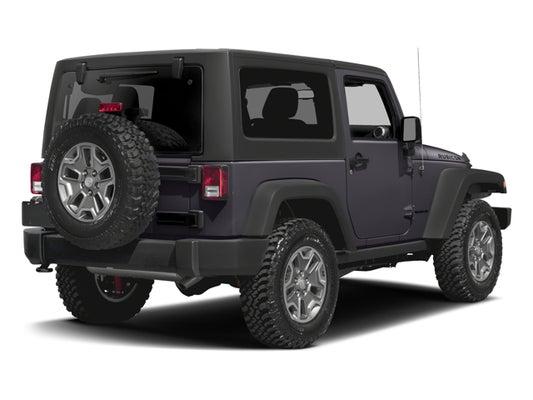 2016 Jeep Wrangler Rubicon In Chesapeake Va Priority Toyota