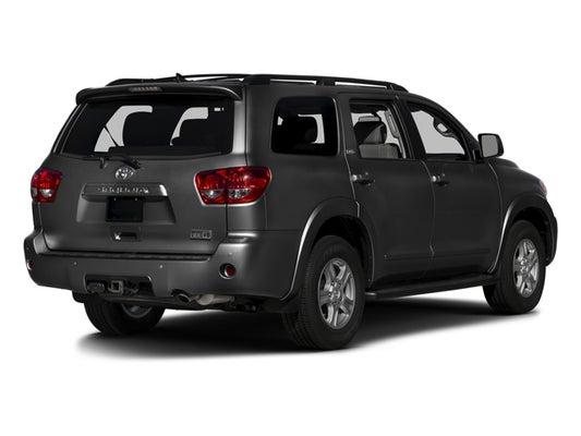 2016 Toyota Sequoia Sr5 In Chesapeake Va Priority