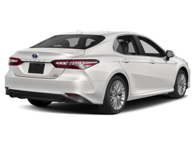 2019 Toyota Camry Hybrid Xle Toyota Dealer Serving Chesapeake Va