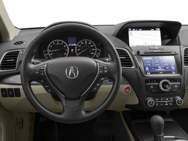 2016 Acura Rdx Base W Technology Package In Chesapeake Va Priority Toyota