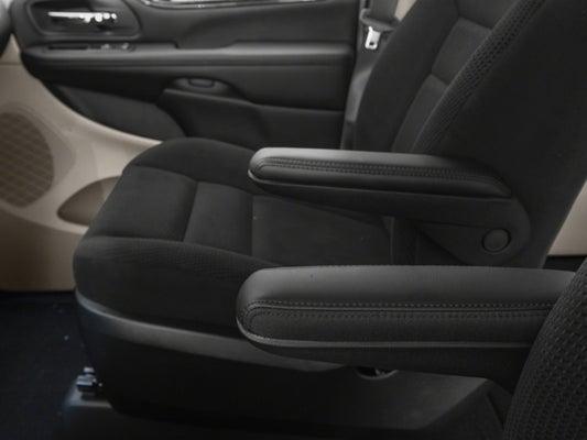 2016 Dodge Grand Caravan SXT Braun Mobility