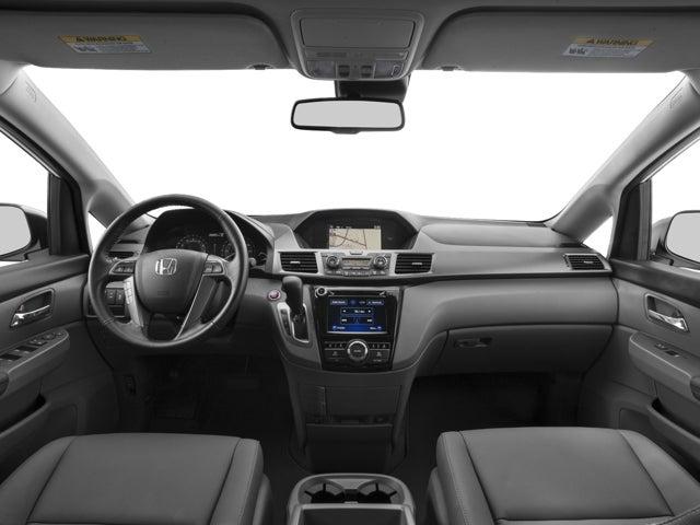 2016 Honda Odyssey Ex L Minivan Van In Chesapeake Va Priority Toyota
