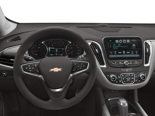 2017 Chevrolet Malibu Premier In Chesapeake Va Priority Toyota