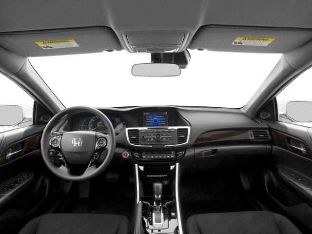 2017 Honda Accord Hybrid In Chesapeake Va Priority Toyota