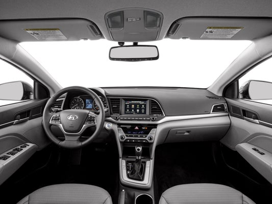 2017 Hyundai Elantra Limited Sedan In Chesapeake Va Priority Toyota