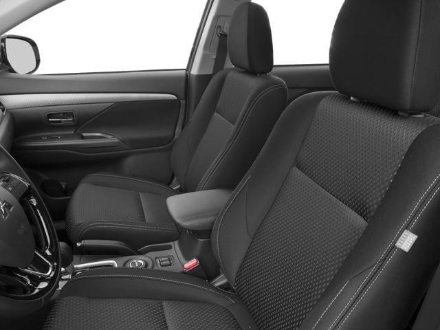 2017 Mitsubishi Outlander Es Chesapeake Va Area Toyota Dealer