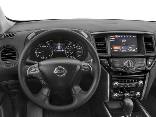 2017 Nissan Pathfinder S Suv In Chesapeake Va Priority Toyota