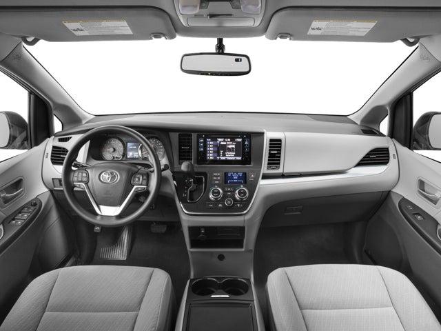 2017 Toyota Sienna Le In Chesapeake Va Priority