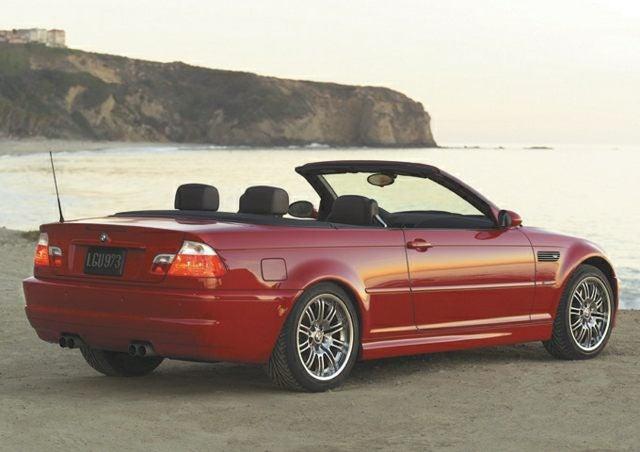 2001 BMW M3 Base Convertible | Chesapeake VA area Toyota dealer ...