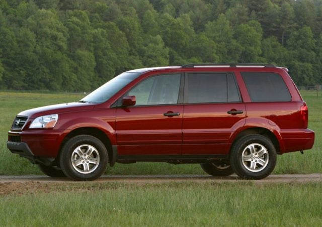 2004 Honda Pilot EXL  Chesapeake VA area Toyota dealer serving