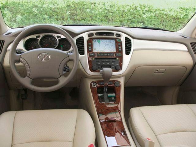 2006 Toyota Highlander Limited | Chesapeake VA area Toyota dealer ...