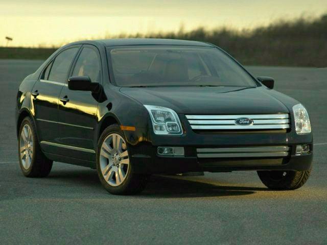 2007 Ford Fusion SE | Chesapeake VA area Toyota dealer serving ...