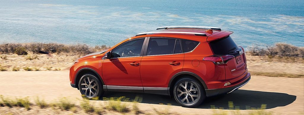 The 2016 Toyota Rav4 Earns Quot Top Of The Class Quot In Car Seat