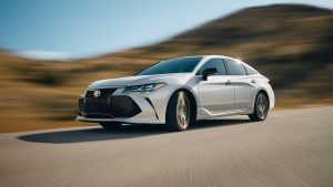 Specs On The Limited 2017 Avalon Trim Level