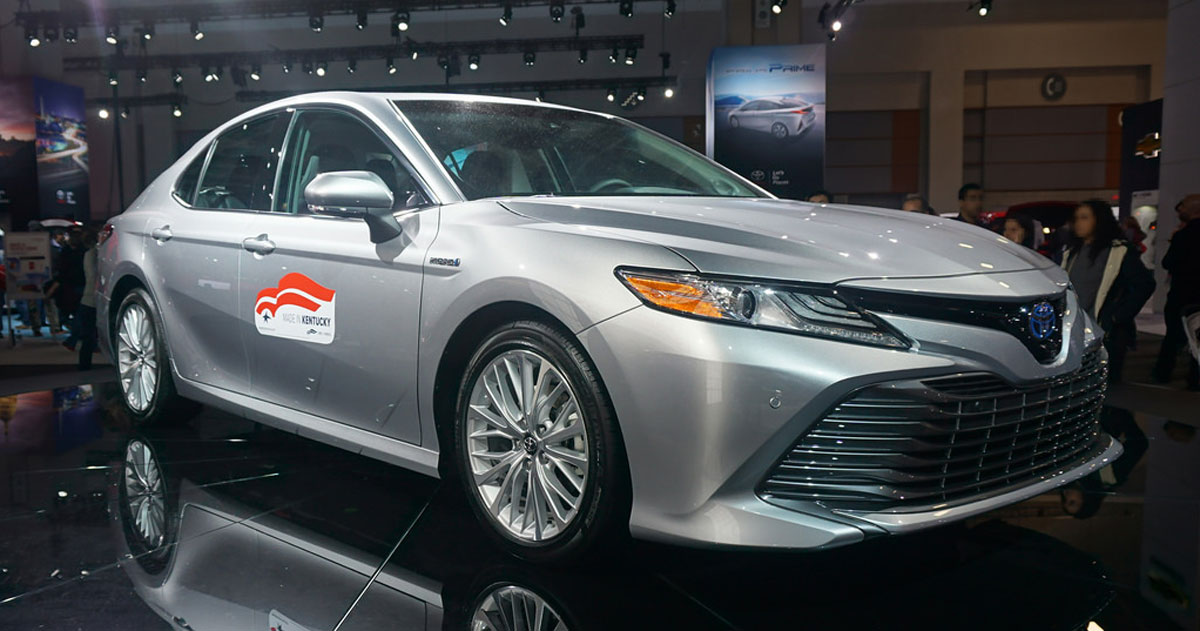 The Toyota Camry What Makes It A Car That Just Won T Quit