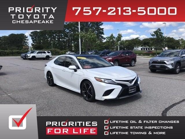 2018 Toyota Camry Xse V6 In Chesapeake Va Priority