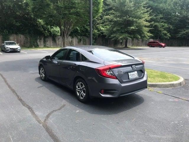 2016 Honda Civic Sedan Lx Chesapeake Va Area Toyota Dealer Serving