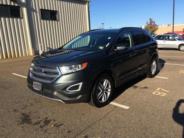 Ford Edge Sel Lifetime Powertrain Warranty In Chesapeake Va Priority Toyota Chesapeake