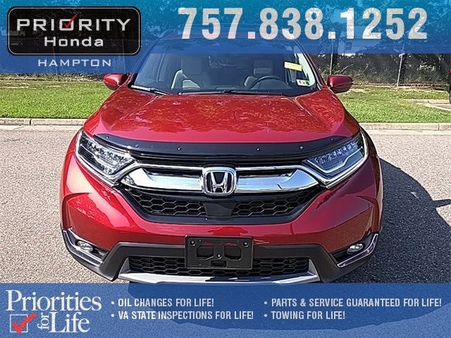 2018 Honda CR V Touring In Chesapeake, VA   Priority Toyota Chesapeake