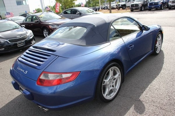 Porsche Dealers In Va >> 2008 Porsche 911 Carrera S Convertible Chesapeake Va Area