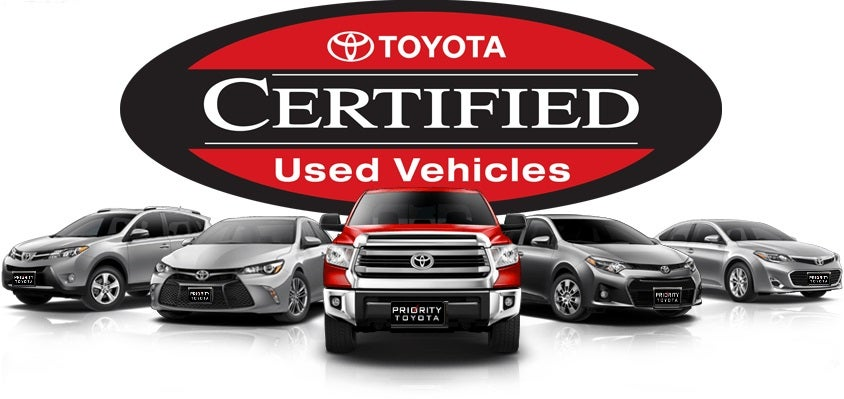 Certified Used Toyota >> What Makes A Certified Toyota